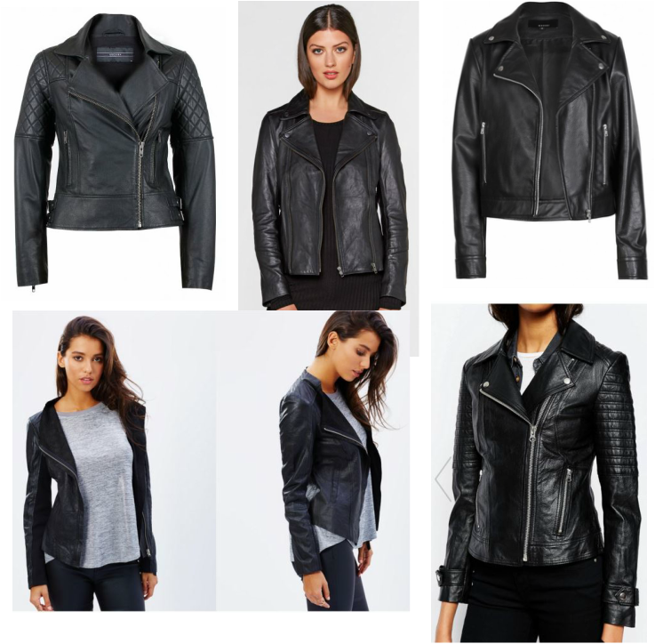 Leather Jackets - Styling in the Burbs