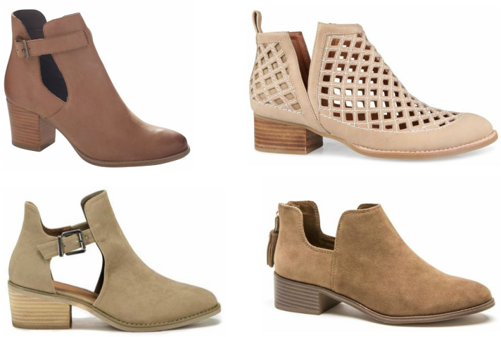 e00559ec2c33e Tan Ankle Boots - Styling in the Burbs